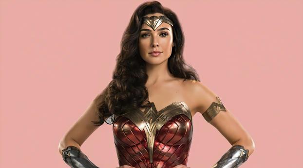 New Wonder Woman 1984 Wallpaper