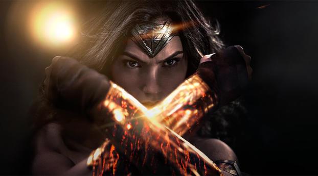 HD Wallpaper | Background Image New Wonder Woman Movie