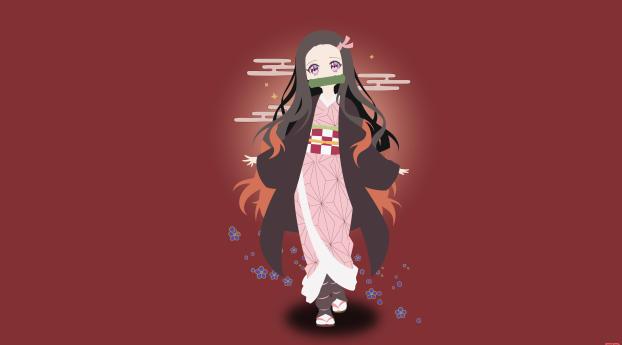 HD Wallpaper | Background Image Nezuko