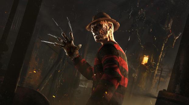 1125x2436 Nightmare On Elm Street Dead By Daylight Iphone Xs