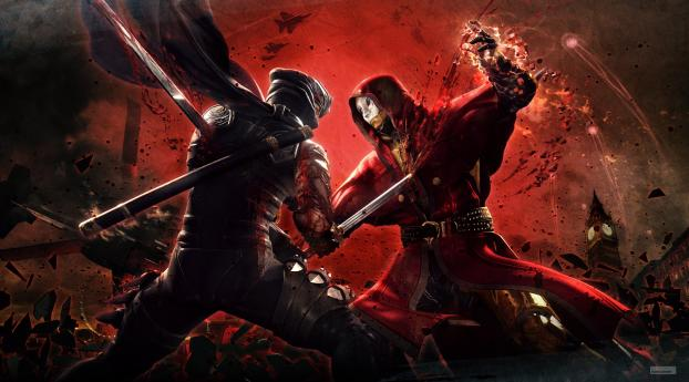 HD Wallpaper | Background Image Ninja Gaiden 3 Razor Edge