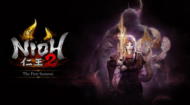 Nioh 2 First Samurai Wallpaper in 480x484 Resolution