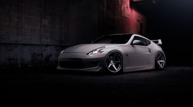 HD Wallpaper | Background Image Nissan 370Z Sport Car