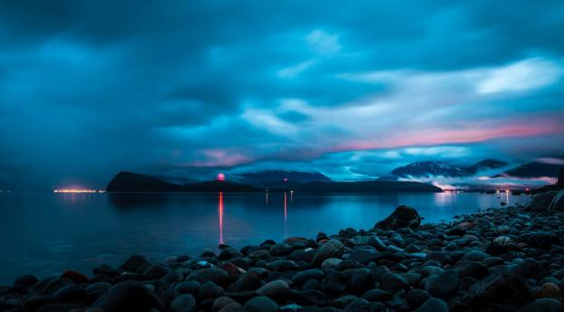 HD Wallpaper | Background Image Ocean in Alaska Juneau