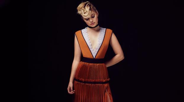 HD Wallpaper | Background Image Olivia Holt Actress Portrait