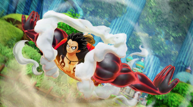 HD Wallpaper | Background Image One Piece Pirate Warriors 2020