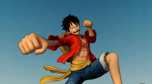 HD Wallpaper | Background Image One Piece Pirate Warriors 4 Game