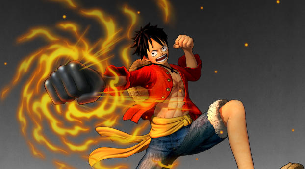 HD Wallpaper | Background Image One Piece Pirate Warriors 4