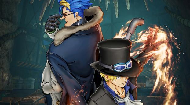 HD Wallpaper   Background Image One Piece World Seeker 8k