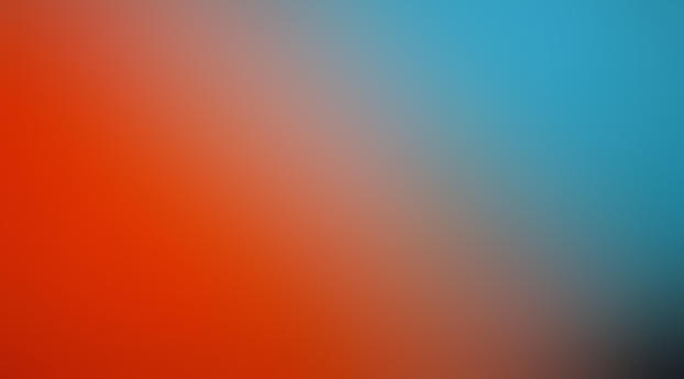 HD Wallpaper   Background Image Orange And Blue Fire And Ice Gradient