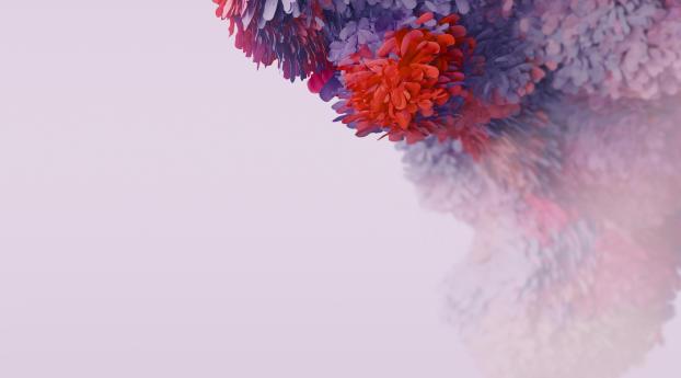 HD Wallpaper | Background Image Original Galaxy S20