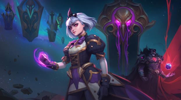 HD Wallpaper | Background Image Orphea Heroes of the Storm