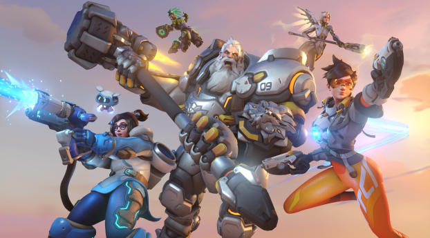 HD Wallpaper | Background Image Overwatch 2
