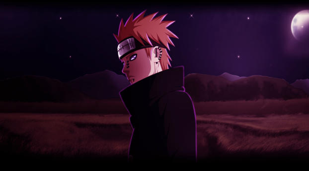 HD Wallpaper | Background Image Pain Yahiko Naruto