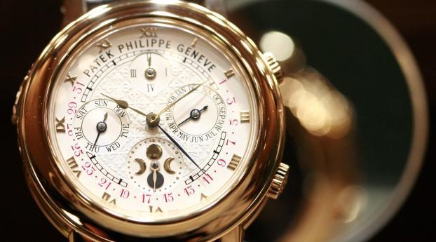 patek philippe, geneve, watch Wallpaper in 2560x1700 Resolution