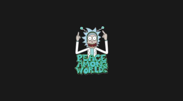 Peace Among Worlds Rick And Morty Wallpaper Hd Superheroes 4k Wallpapers Images Photos And Background