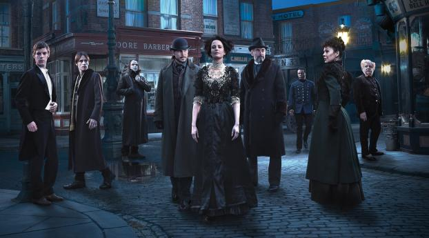HD Wallpaper | Background Image Penny Dreadful 1
