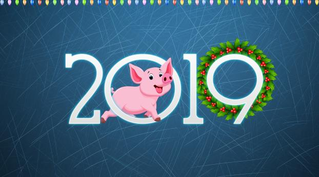 HD Wallpaper | Background Image Peppa Pig 2019 Year