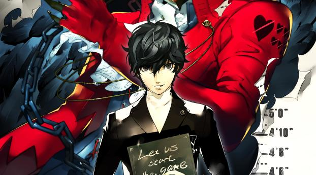 HD Wallpaper | Background Image Persona 5