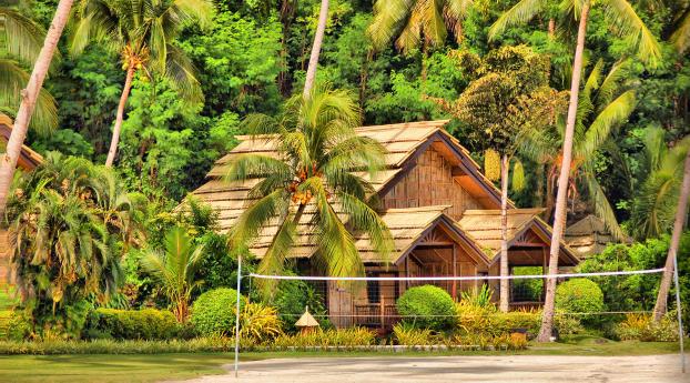 Philippines Samal Island Wallpaper Hd Nature 4k