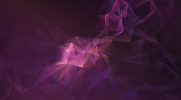 1080x2400 Pink Lowpoly Abstract Samsung Galaxy S9 Stock