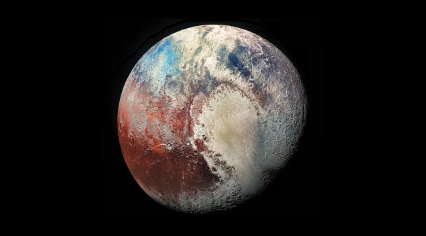 HD Wallpaper | Background Image Planet Pluto