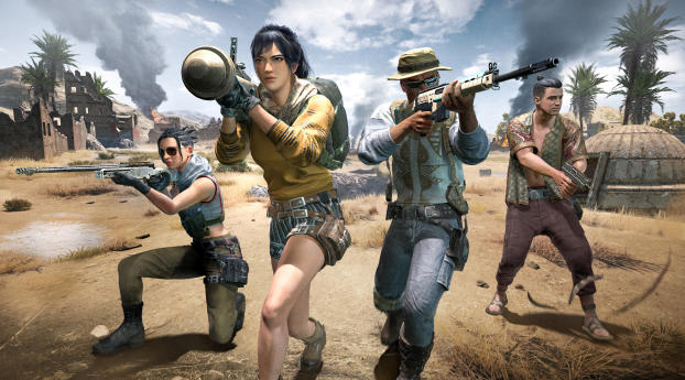 HD Wallpaper | Background Image PlayerUnknown's Battlegrounds 6