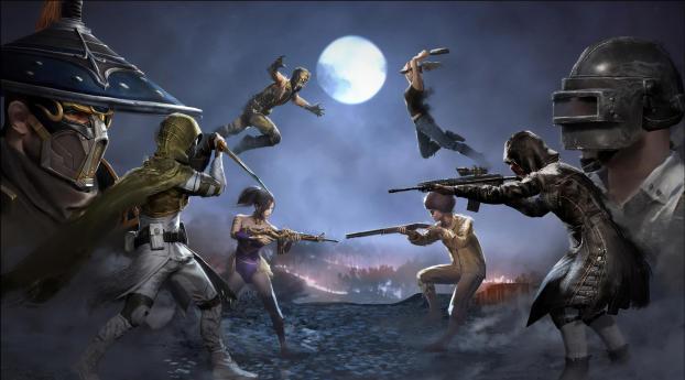 HD Wallpaper | Background Image Playerunknowns Battlegrounds Season 9