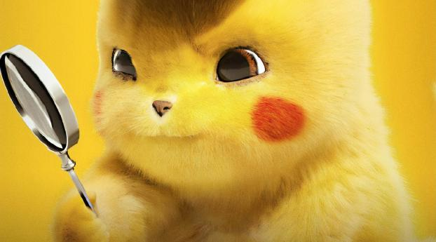 480x800 Pokemon Detective Pikachu Galaxy Note Htc Desire
