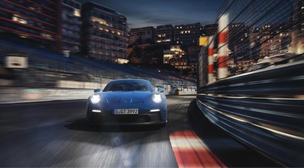 Porsche 911 GT3 Wallpaper 1440x2960 Resolution