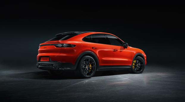 HD Wallpaper | Background Image Porsche Cayenne 2020 Coupe