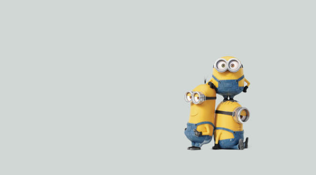 HD Wallpaper | Background Image Poster of Minions 2020 Movie