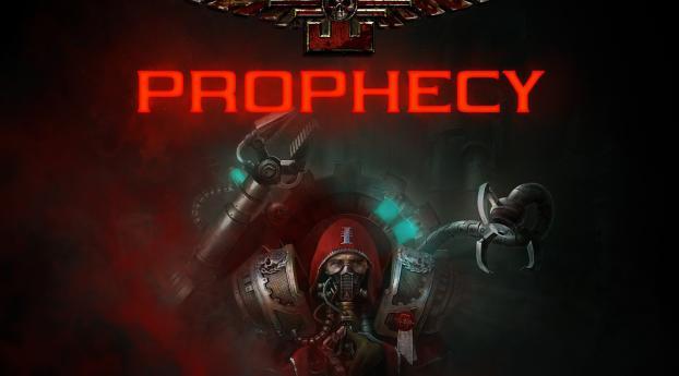 HD Wallpaper | Background Image Prophecy Warhammer 40K Inquisitor