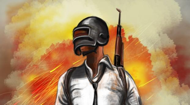 Pubg Drawing Wallpaper Hd Games 4k Wallpapers Images Photos And Background