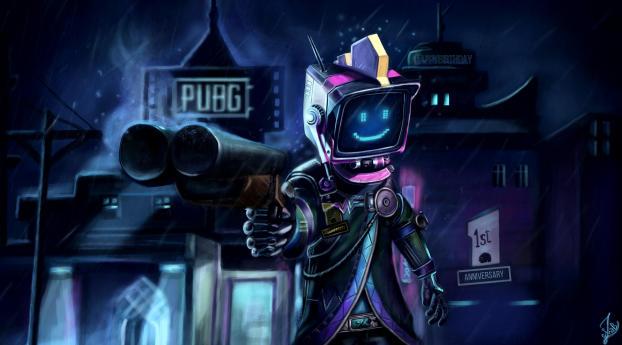 wxl pubg game cool art 67273