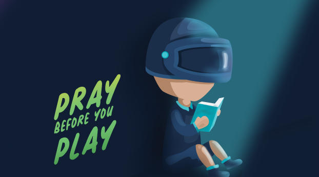 HD Wallpaper | Background Image Pubg Pray Before You Play
