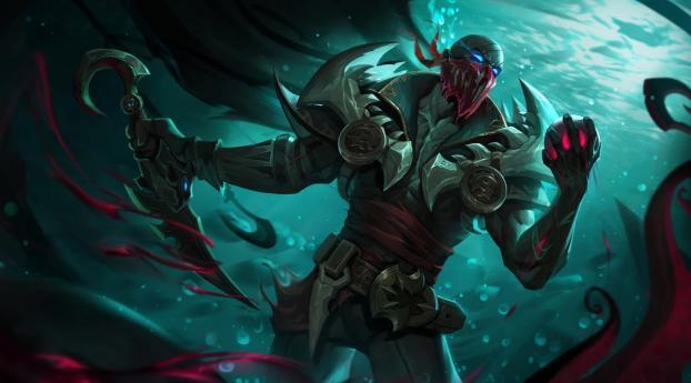 HD Wallpaper | Background Image Pyke League Of Legends