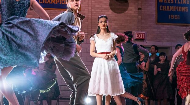 Rachel Zegler West Side Story 2021 Wallpaper 2160x3840 Resolution