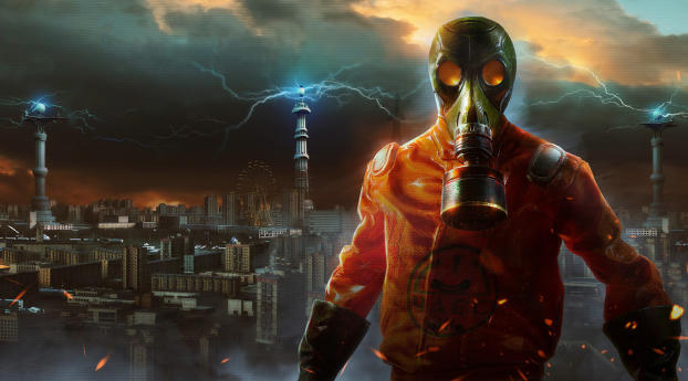 HD Wallpaper | Background Image Radiation City