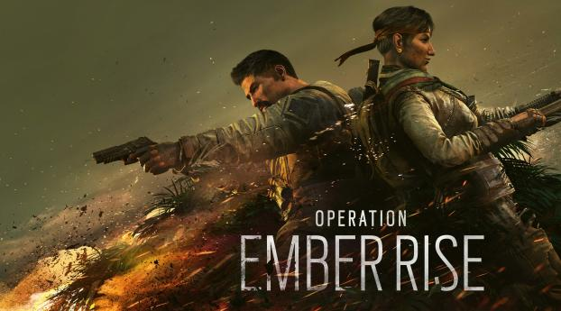 HD Wallpaper | Background Image Rainbow Six Siege Operation Ember Rise