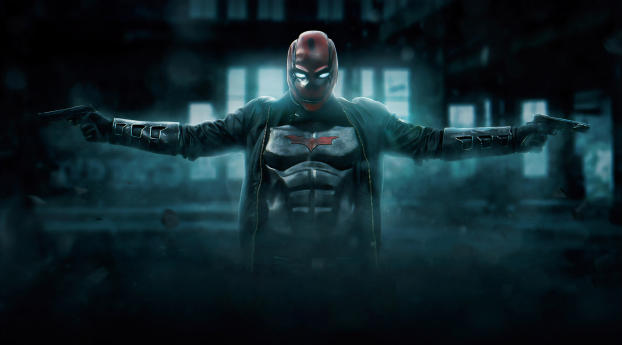 HD Wallpaper | Background Image Red Hood 2020