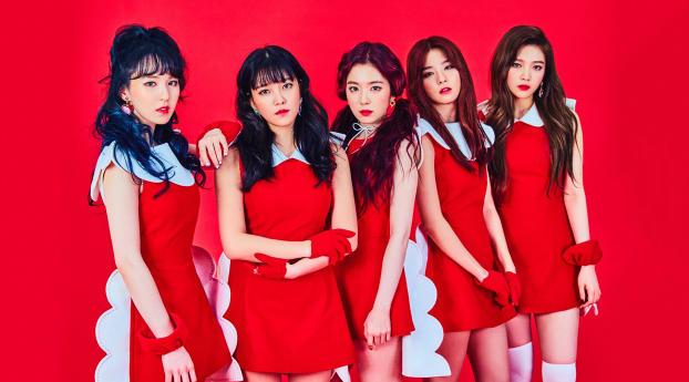 HD Wallpaper | Background Image Red Velvet K Pop