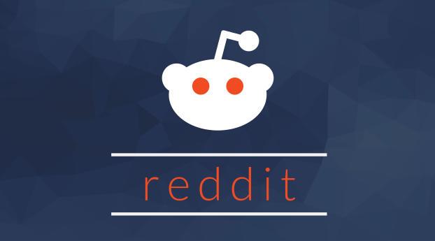 HD Wallpaper | Background Image Reddit Abstract Logo