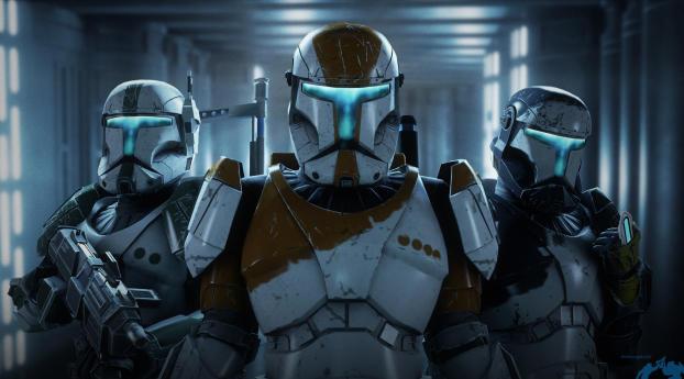 Republic Commando Star Wars Wallpaper