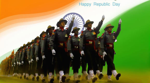 Republic Day Parade Wallpaper