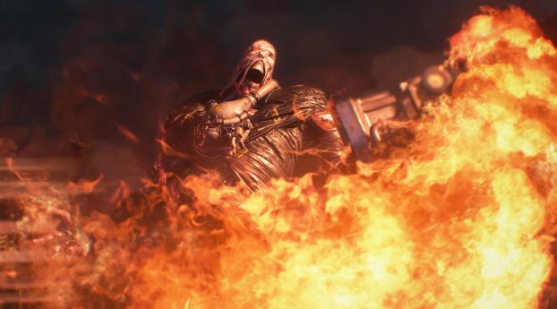 HD Wallpaper | Background Image Resident Evil 3 Game