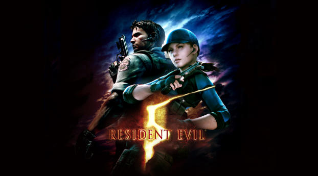 HD Wallpaper | Background Image Resident Evil 5