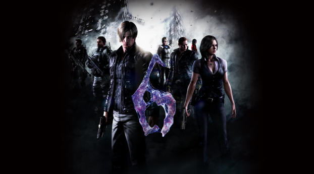 HD Wallpaper | Background Image Resident Evil 6