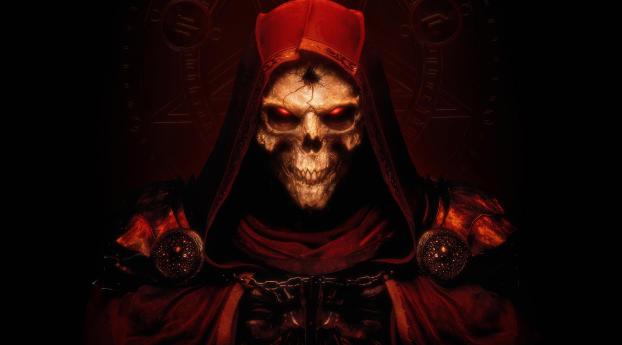 Resurrected Diablo 2 Wallpaper