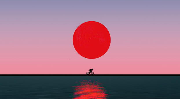 Ride It Out 4K Wallpaper 2932x2932 Resolution